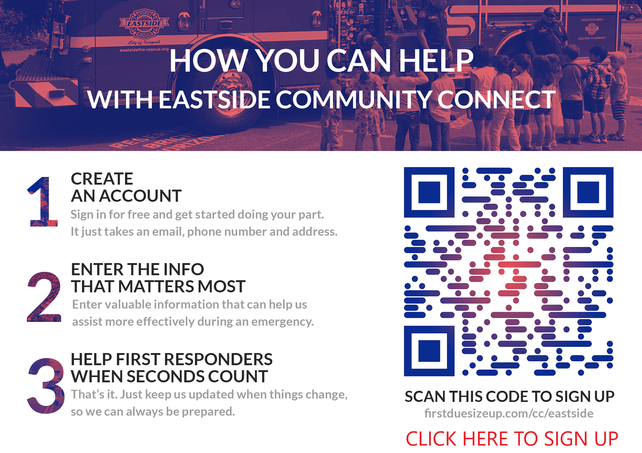Community Connect Homepage